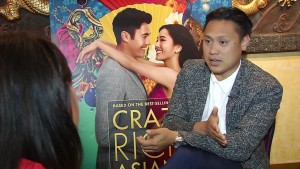 Director Jon M. Chu's Crazy Rich Asians Premieres August 15!
